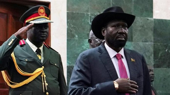 South Sudan's President Kiir Bans Singing of National Anthem in his Absence