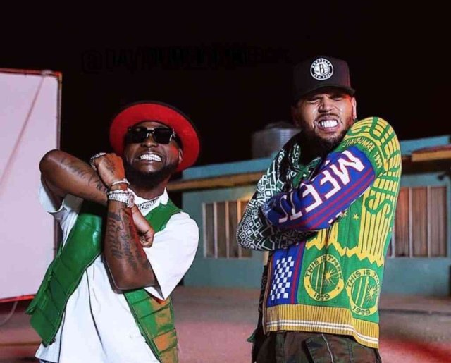 Davido's 'Blow my Mind' Video Shatters Nigerian YouTube Record