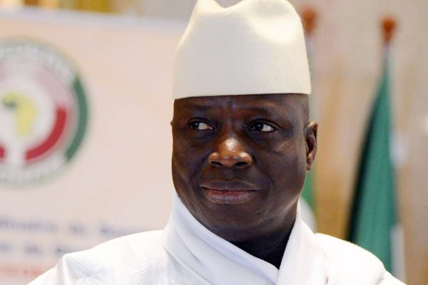 Gambia's Ex-president Jammeh Accused of Ordering Migrant Slaughter