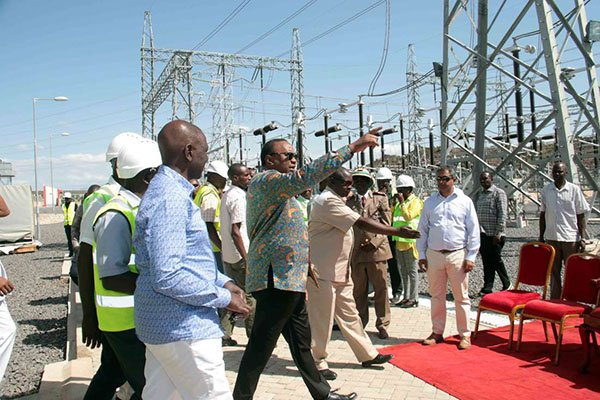 Africa's biggest wind power plant launched in Kenya