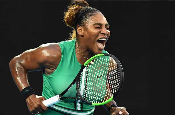 Serena Williams Named Female Athlete of the Decade