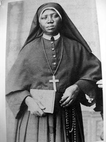 Meet Saint Bakhita, The Sudanese Slave Who was made a Catholic saint in 1992