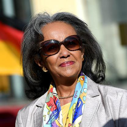 Sahle-Work ZewdeIs the most powerful woman in Africa