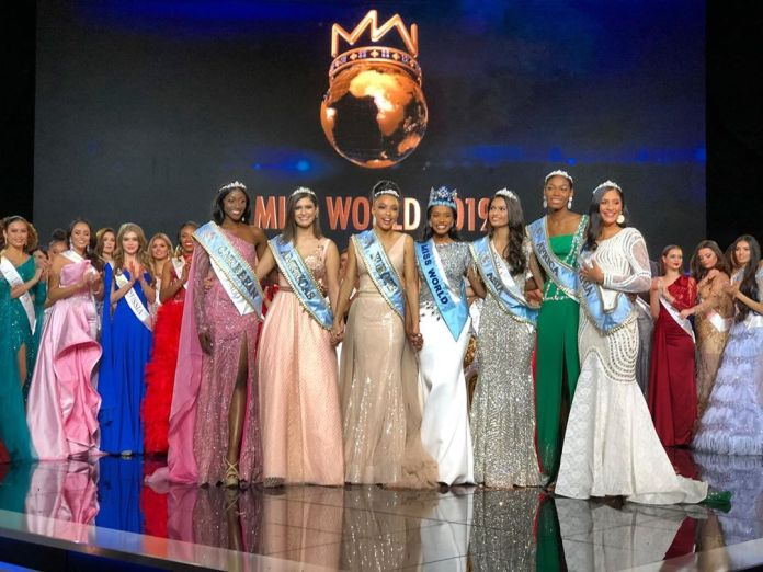 Miss World Africa 2019
