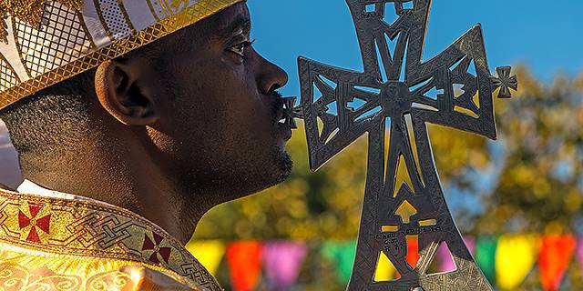 the world's most committed Christians live in Sub-Saharan Africa.