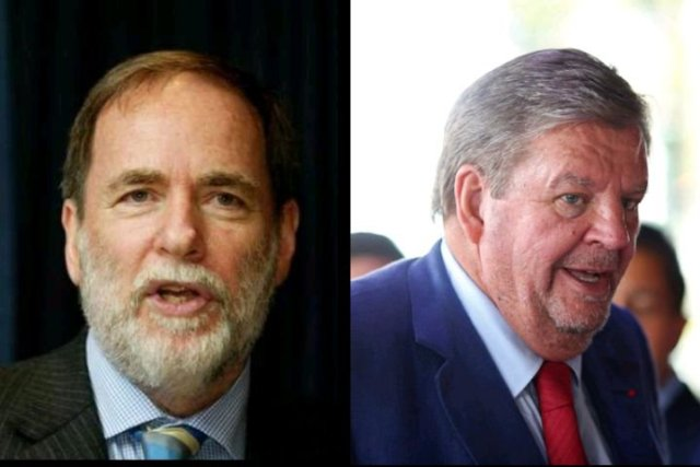 Johann Rupert Replaces Nicky Oppenheimer as South Africa's Richest Man