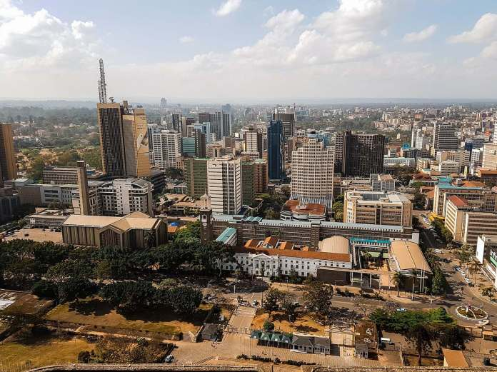 Nairobi l is one of the Cheapest Places to Live in Africa, 2021