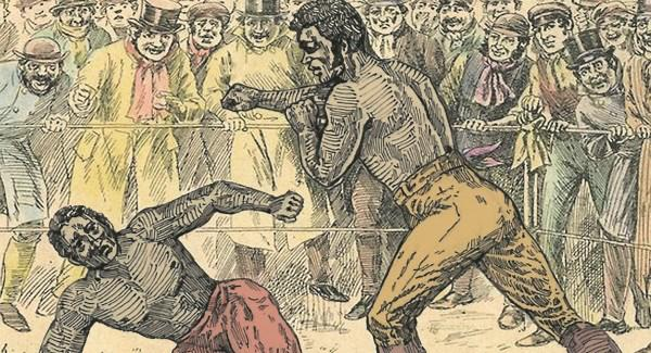 How Enslaved Africans Beating Each Other Senseless Served as a Great Source of Income for their White masters