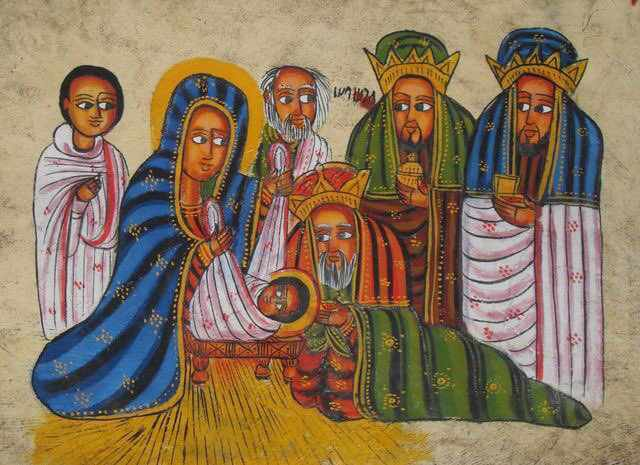 Christmas in Ethiopia