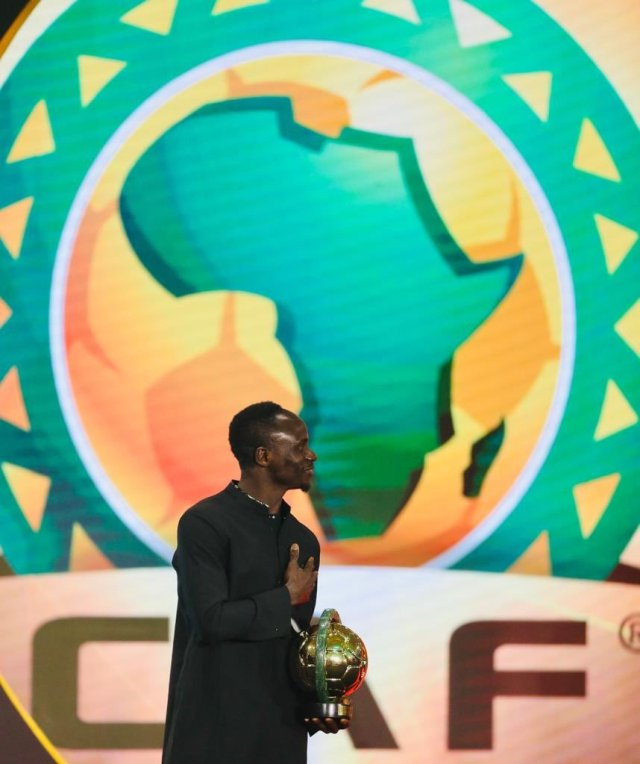 Mane Named African Player of the Year