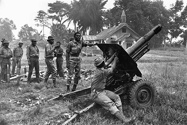 Britain's Role in the Biafran War