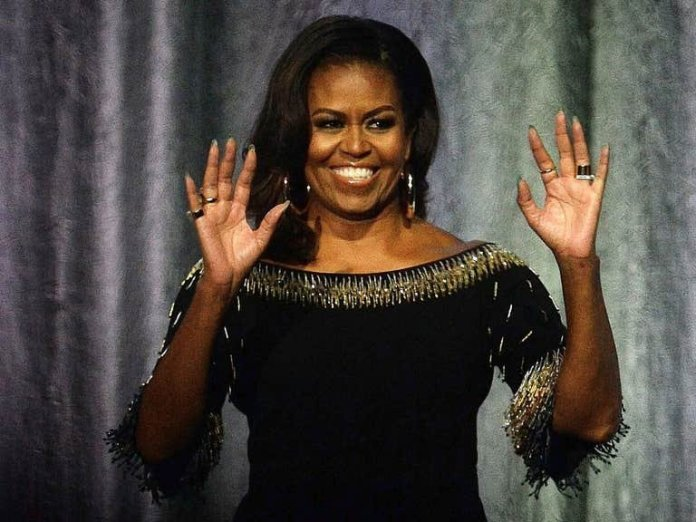 Michelle Obama Named 'Most Admired' Woman in the World (2019)