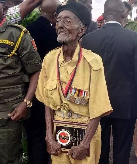 Pa Adama Aduku: Nigeria's Oldest Surviving Soldier Dies At 101