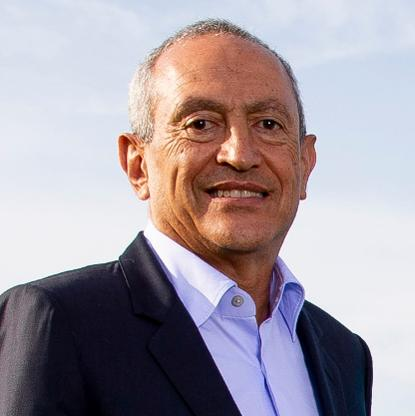 Nassef Sawiris is the second Richest Person in Africa 2020