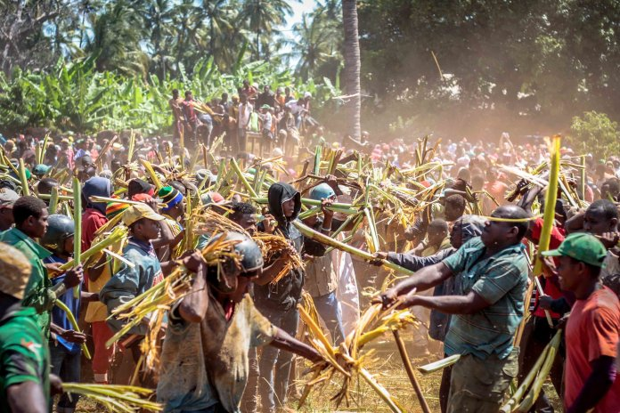 Mwaka Kogwa, the Tanzanian Festival where Men Fight to Settle  Grudges
