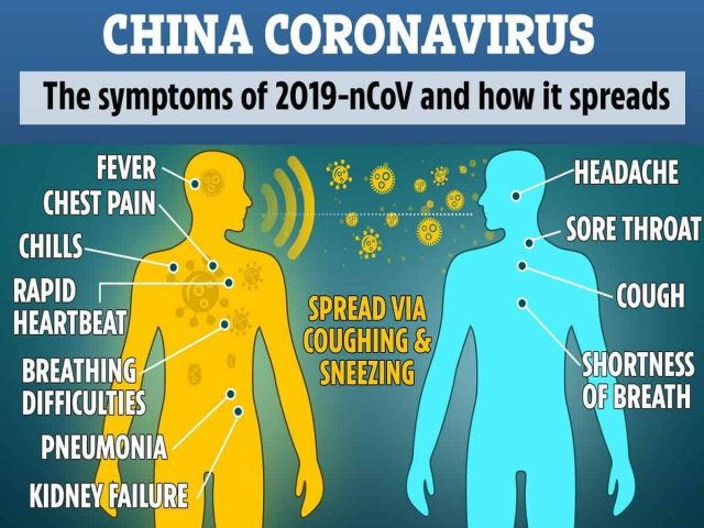 First case of coronavirus confirmed in Lagos Nigeria