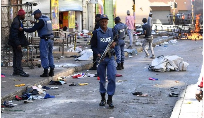 Johannesburg: Most Dangerous Cities in South Africa, 2020