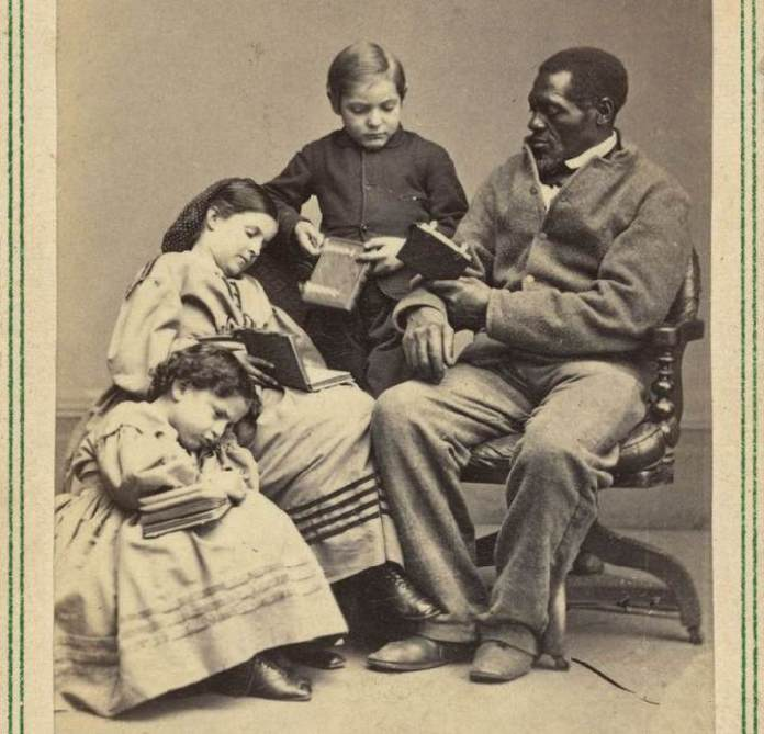 Anti-literacy Laws in the United States Once Prevented Black Men from Getting an Education.