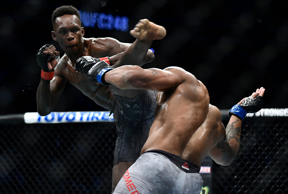 Nigeria's Israel Adesanya Retains UFC Middleweight Championship After Beating Romero