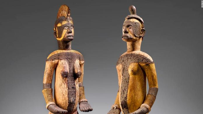 Auction of Nigeria's 'Looted' Statues to go Ahead in Paris Despite Opposition