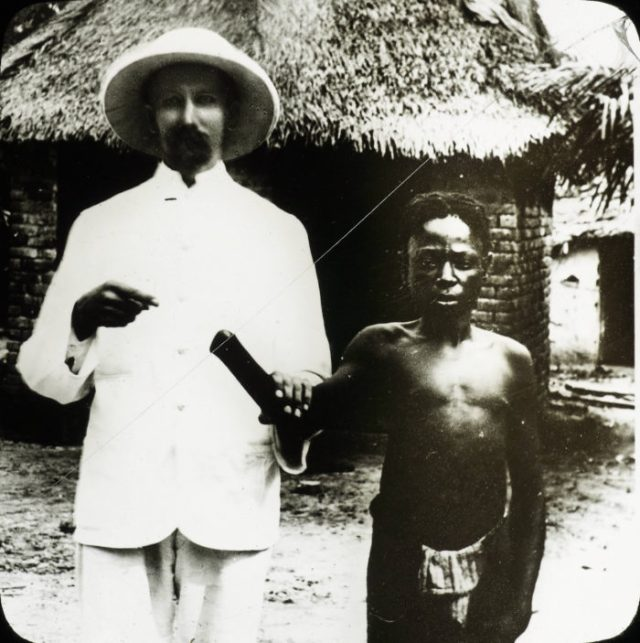 King Leopold atrocities in Congo
