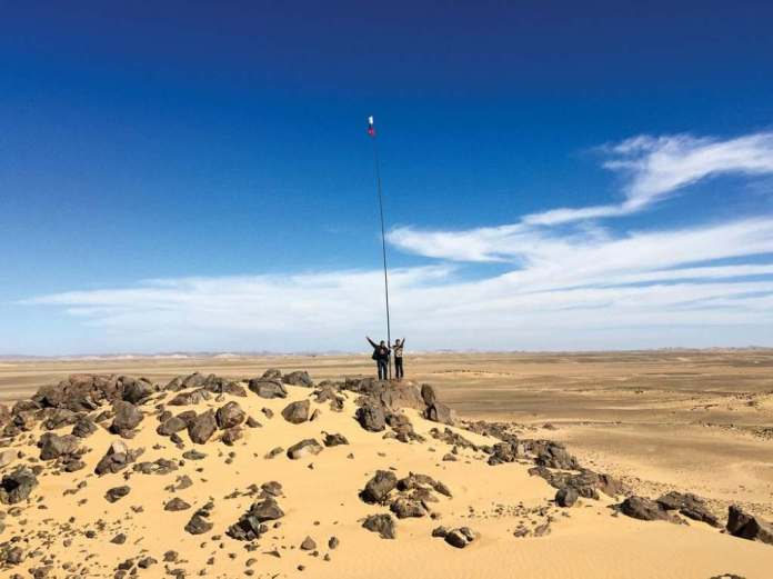 Bir Tawil: The Last Unclaimed Place On Earth is in Africa