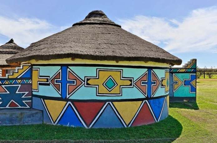 The Artistic Ndebeles of Southern Africa
