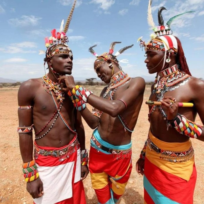Inside the Colourful World Of Kenya's Samburu People