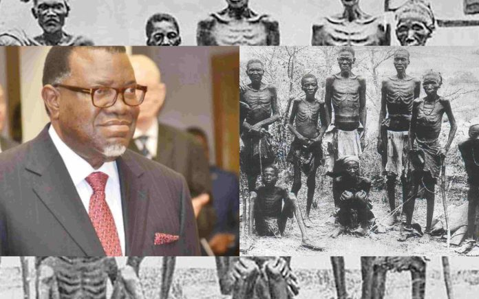 The Heroro Genocide: Namibia Turns Down German Genocide Reparations Offer