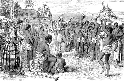 Rhode Island Enacted its 1st law Declaring Slavery Illegal