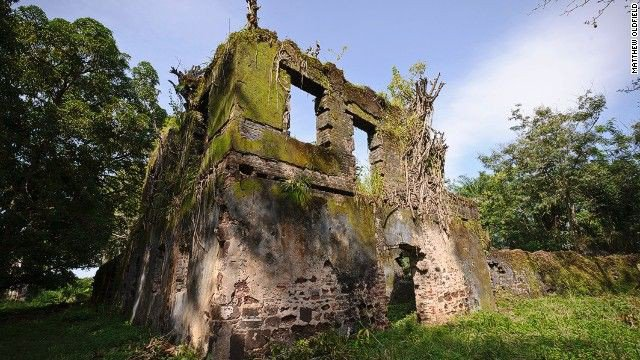 Memories of Slavery: The dark History of Sierra Leone's Bunce Island