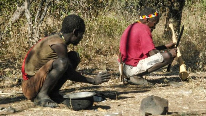 Hadza: Tanzanian Tribe in pictures