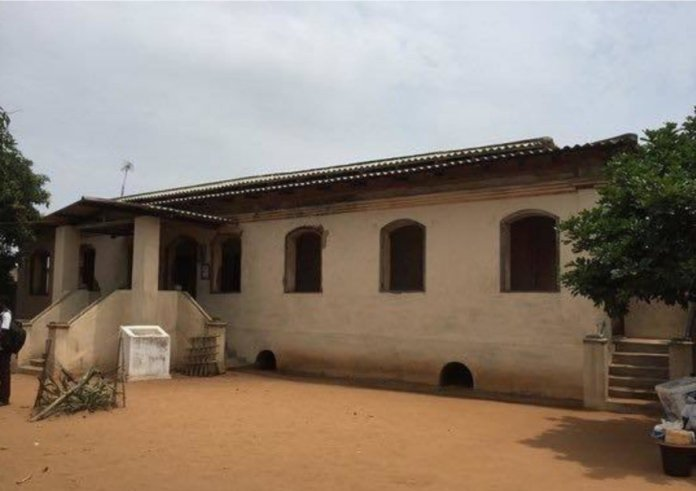 Woold Home: The Togolese Slave 'House Of Horrors' That Was Run By An African Royalty