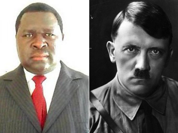Adolf Hitler Elected in Namibia