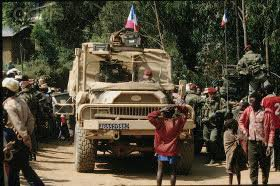 These 29 African nations are still pursuing restitution of the French army's crimes