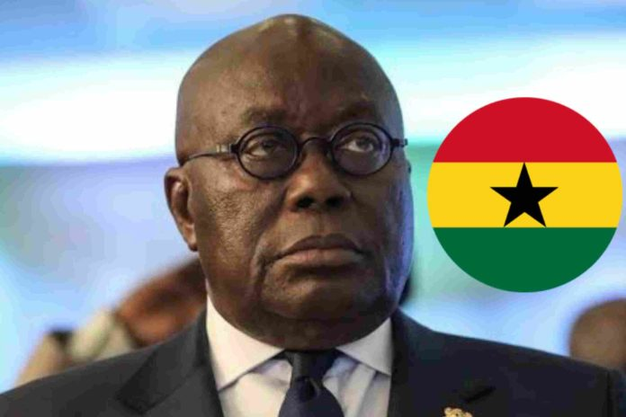 Nana Akufo-Addo is the seventh oldest president in Africa