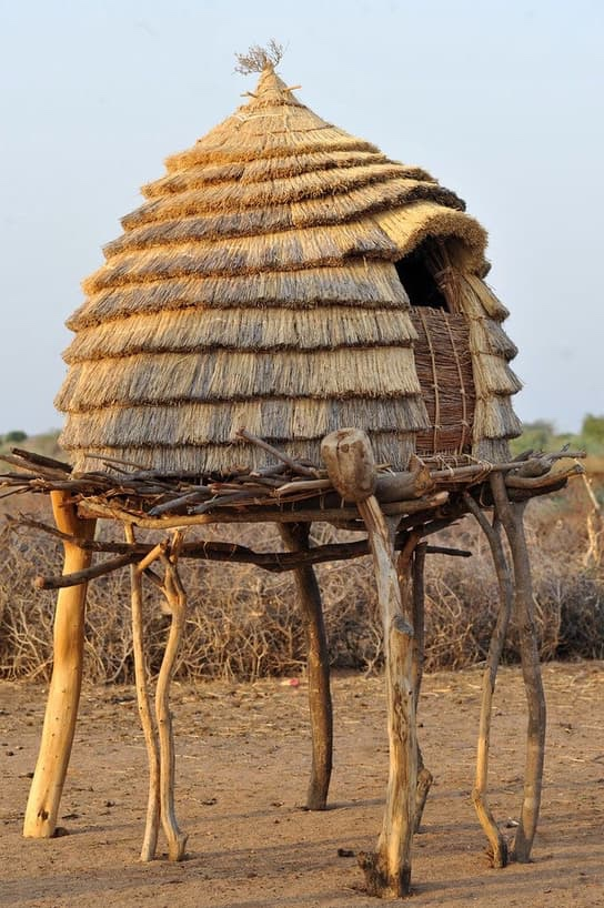 The Toposa People of South Sudan and their Magnificent Traditional Huts