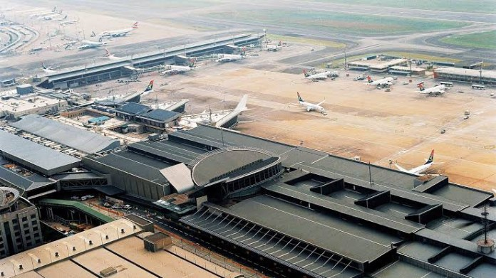 O. R. Tambo International Airport: best airports in Africa