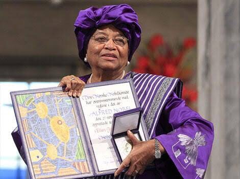 Africans who have won the Nobel Prize