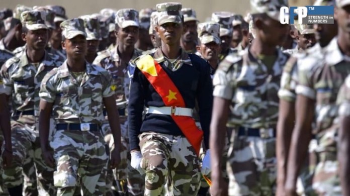 Top 10 Most Powerful Militaries In Africa (2021)