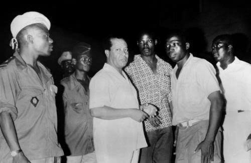 The First Military Coup in Sub-Saharan Africa
