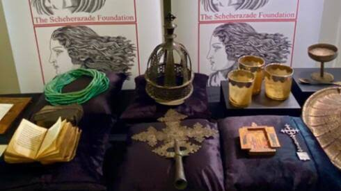Artefacts Looted by British Forces in 1868 Has Been Returned to Ethiopia