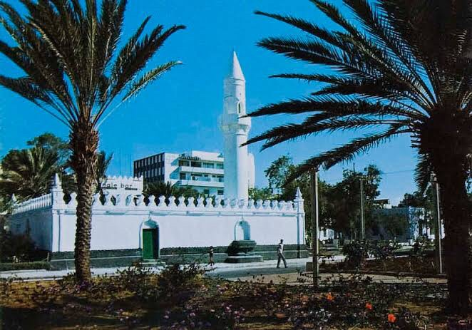 Oldest Mosques in Africa