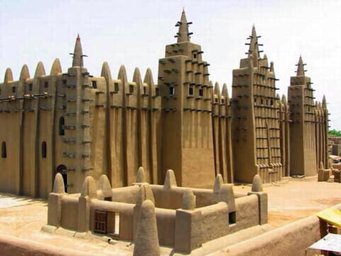 Top 10 Oldest Mosques in Africa and their location