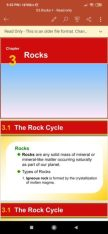 Civil engineering , rocks notes in ppt form