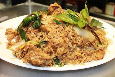 50. Fried Rice