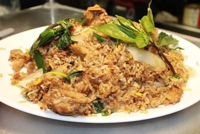 50. Fried Rice