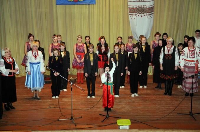 Всі учасники концерту СЛАВА УКРАЇНІ