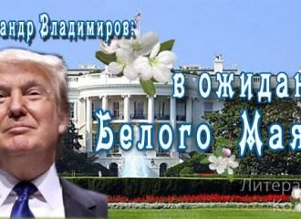 Александр Владимиров: в ожидании Белого Мая