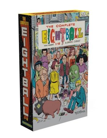 Complete Eightball-boxset 3D